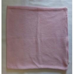 Díszpárna huzat rózsaszín