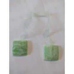Mágneses függönykikötő zöld