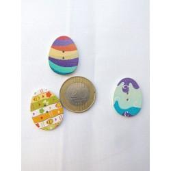 Húsvéti tojás gomb 11