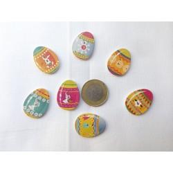 Húsvéti tojás gomb 23
