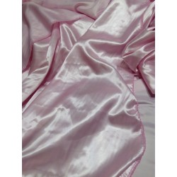 Karnevál szatén rózsaszín