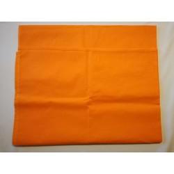 Lepedő 140x200 cm narancssárga